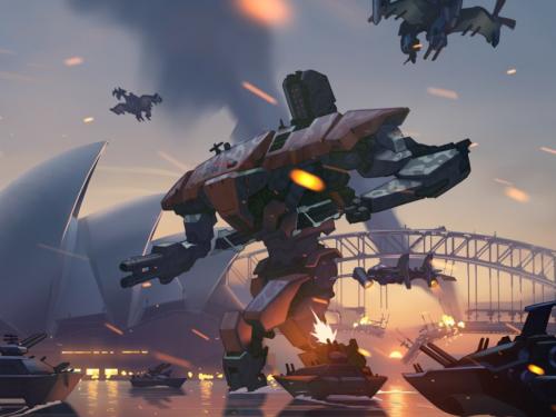 Lore de Overwatch: La Crisis Ómnica