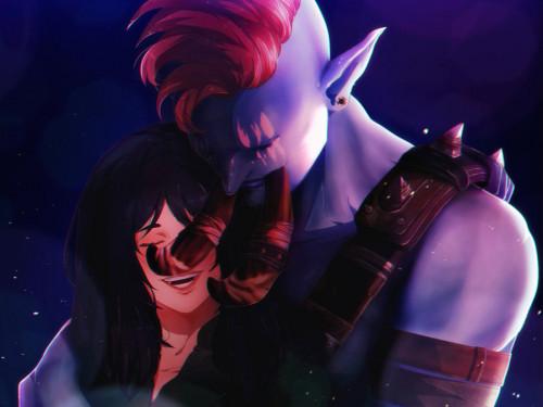 Fan Arts Warcraft: Capítulo LXXXIV