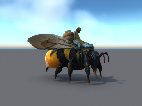 Battle for Azeroth: Monturas Abejas