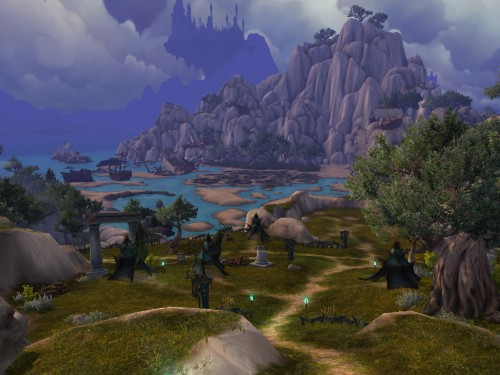 Vistazo a Ojo de Azshara: Mazmorra de Legión