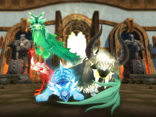 Guía combate Celestiales: Torneo Celestial