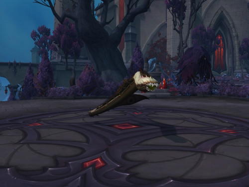 Nueva montura de Shadowlands: Slime Serpent