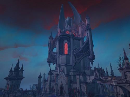 Shadowlands: el Castillo de Nathria y la temporada 1 estarán disponibles el 9 de diciembre