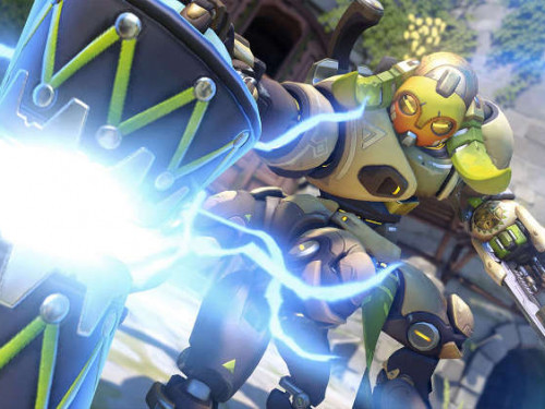Orisa no estará disponible la 1º Semana de Competitivo
