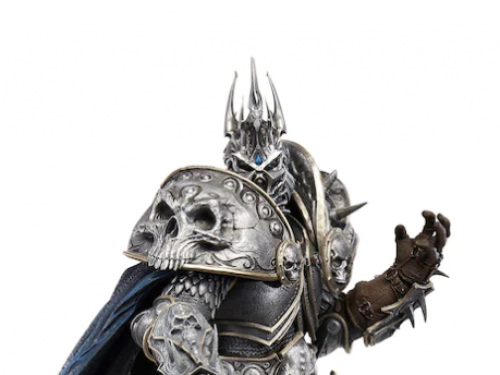 ¡Nueva estatua de Arthas a la venta en la Gear Store!