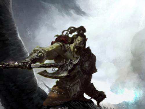 Fan Arts Warcraft: Capítulo CXLIII