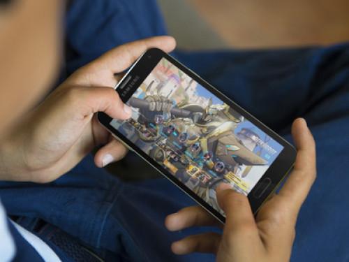 ¿Una evidencia sobre la llegada de Overwatch a dispositivos móviles?