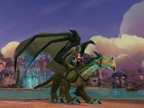 Dragones de la Tormenta: Monturas Legión