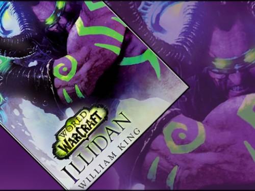 Reseña libro de Illidan
