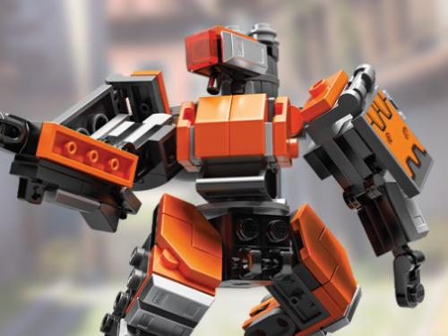Rebaja del 30% en LEGO Overwatch Omnic Bastion