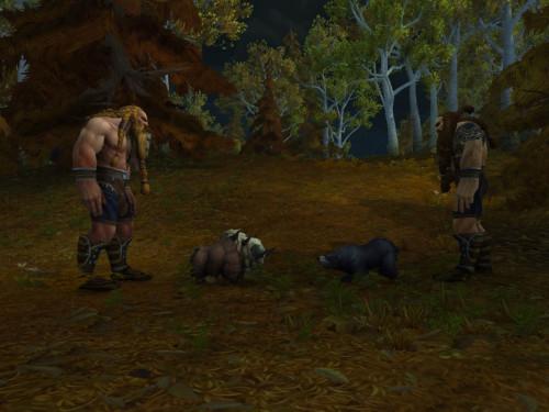 Andurs y Rydyr: Duelo de Mascota