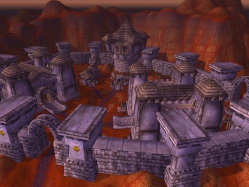 Castillo de Nethergarde - Historia de WoW