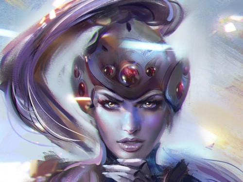 Fan Arts Overwatch: Capítulo XLIV (Especial Widowmaker)