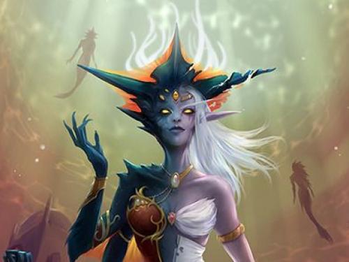 Curiosidades de Warcraft: ¿Quién es la Reina Azshara?