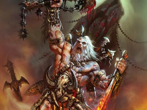 Clases de Diablo: Bárbaro