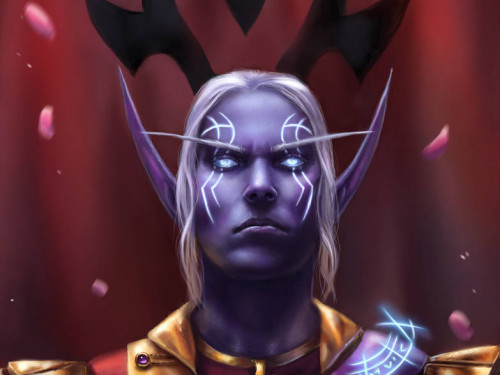Fan Arts Warcraft: Capítulo XCI