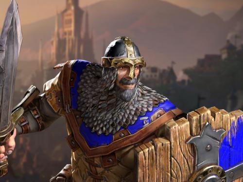 Warcraft III Reforged: Vista Preliminar de las Unidades Humanas