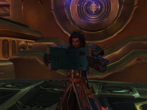 Parche 8.3: Wrathion aparece como intendente
