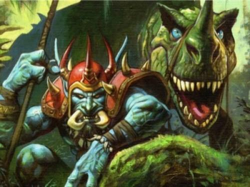 Cazador Bestias en Legión