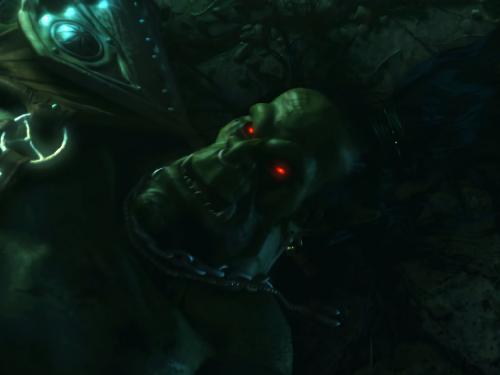 Cinemática Grito Infernal vs Mannoroth Warcraft III: Reforged en 4K y 8K