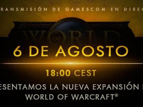 Anuncio nueva expansión World of Warcraft