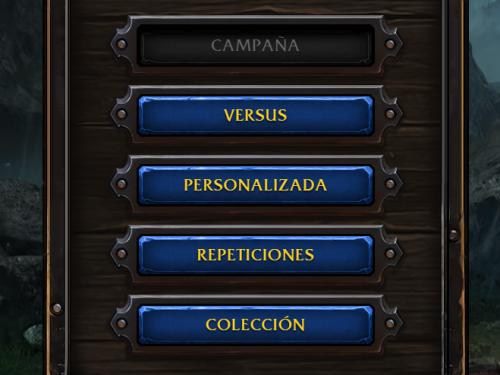 Actualización Beta Warcraft III: Reforged: ¡Partidas personalizadas disponibles!