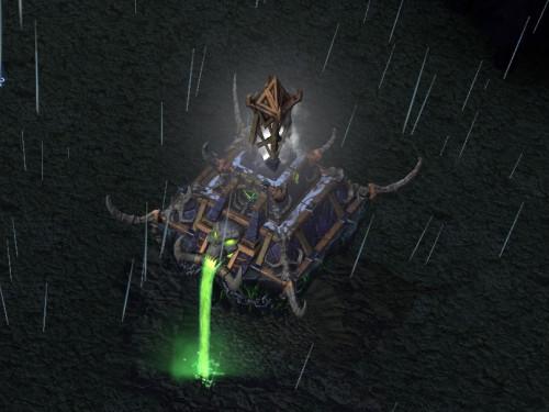 Warcraft III Reforged: tutorial orden de construcción de los No-Muertos