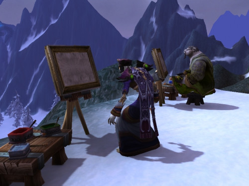 Kevin Kanai Griffith: Memorial en World of Warcraft