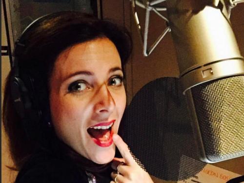 Lucie Pohl graba nuevas líneas de voz para Mercy
