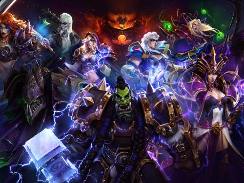 Heroes of the Storm: ¡Todos los héroes disponibles de forma gratuita durante un mes!
