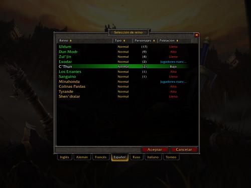 Blizzard anuncia las primeras uniones de reinos en América