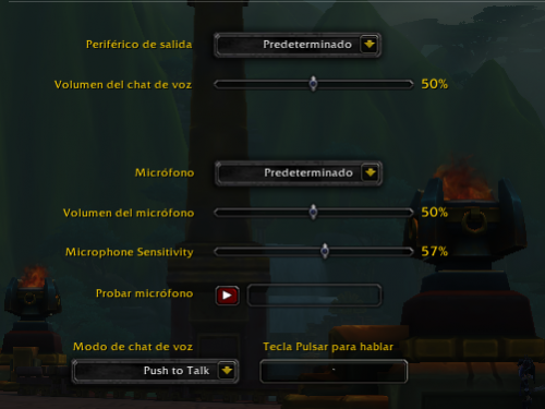 Battle for Azeroth: Pruebas del Chat de Voz