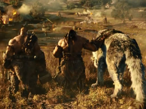 Trailer Teaser Warcraft