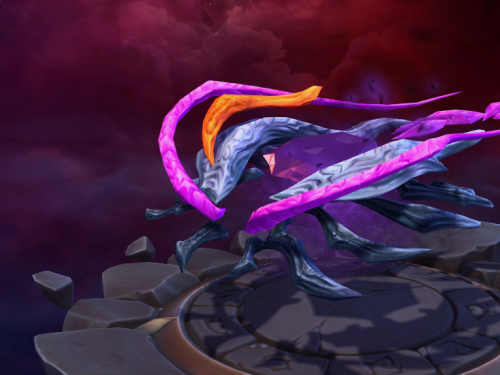 Sorteo 5º Aniversario Heroes of the Storm (IV): ¡Consigue Manta del Nexo Oscuro Astral!