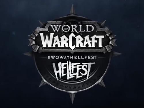 WoW está preparado para disfrutar del rock en el Hellfest 2018