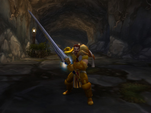 Armando Ossex: Memorial en World of Warcraft