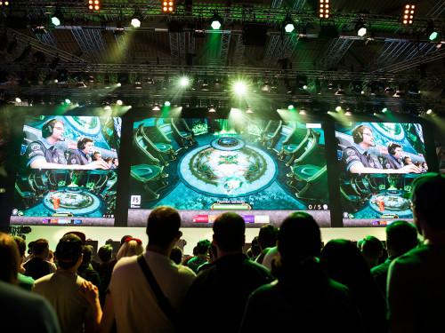 Los mejores momentos de Blizzard en la Gamescom 2016