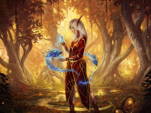 Fan Arts Warcraft: Capítulo LIII
