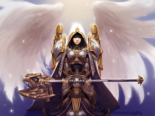 Sacerdote Sagrado en Legión