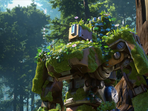 Webby Awards: Corto de Bastion Nominado