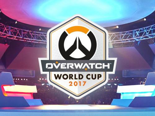 ¡Ya tenemos los 32 países de la Overwatch World Cup 2017!