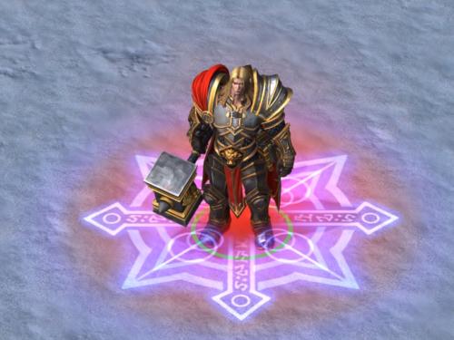 Warcraft III Reforged: Vista Preliminar de Personajes de la Campaña
