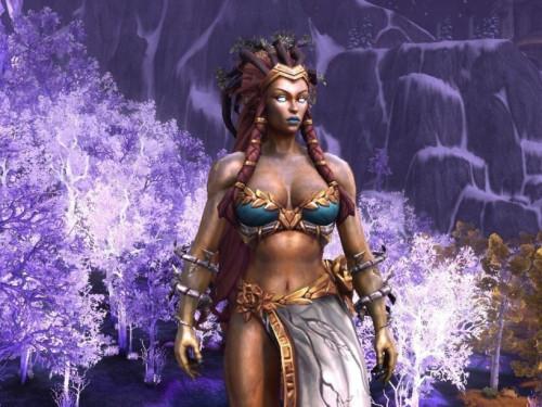 Vista Preliminar: Eonar, Imonar, Kin'garoth y Aquelarre Shivarra
