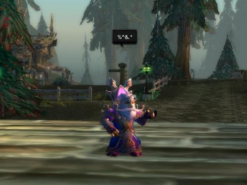 Curiosidades de Warcraft: Mascota Maine Coon