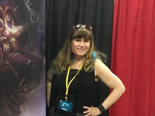 Christie Golden trabaja para todos los juegos y no solo World of Warcraft