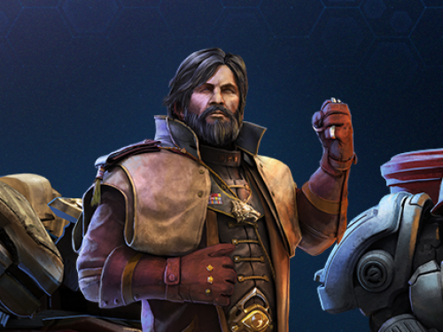 Sorteo CXXXVI: ¡Consigue al Comandante Mengsk para Starcraft II!