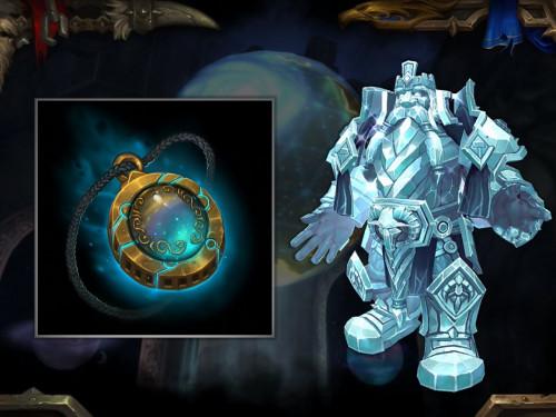 Battle For Azeroth: Corazón de Azeroth, nuevo Artefacto de Expansión