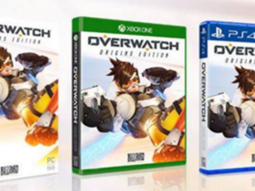 Overwatch Origins Edition - Versión física del juego
