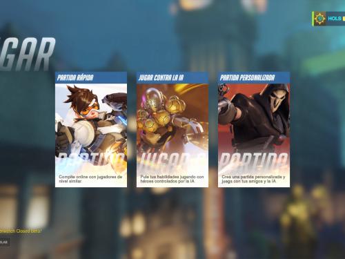 Nuevos Modos de Juego en Overwatch