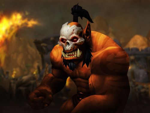 Orcos de Draenor: Raza Aliada en Battle for Azeroth